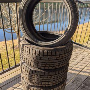 Yokohama Winter Tires (X4) - 225 /40R18 for Sale in Peoria, IL