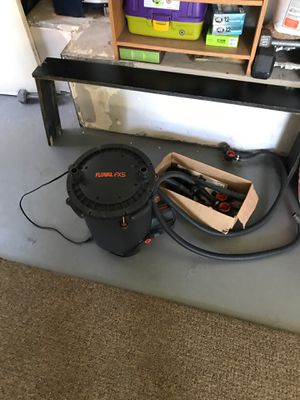Fluval X5 Filtration System for Sale in Moreno Valley, CA