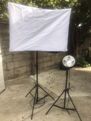 Photography lights for Sale in Los Angeles, CA