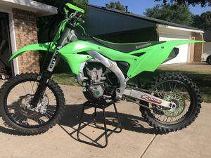 2016 Kawasaki KX450F for Sale in Midland, TX