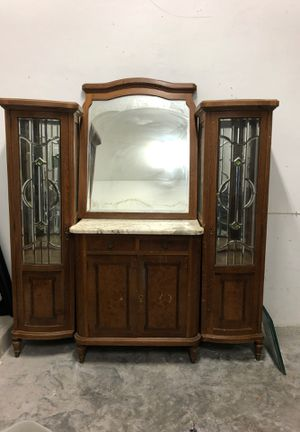 Rare Antique Cabinet 5 part 100+ years for Sale in Hallandale Beach, FL