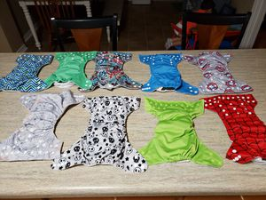 Cloth washable diapers for Sale in Milton, FL