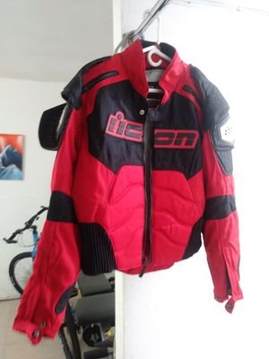 Icon motorcycle jacket for Sale in Queens, NY