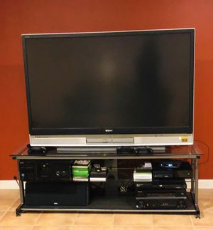 Sony 60 inch TV and Stand for Sale in Pittsburgh, PA