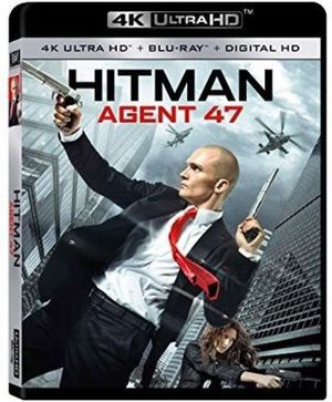 Hit man agent 47 Blu-ray digital copy only for Sale in San Diego, CA