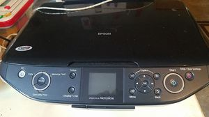 Epson printer scanner and photo copier. $40.00 OBO for Sale in Spanaway, WA