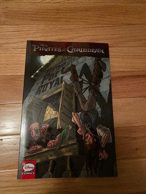 Pirates of the Caribbean - Graphic novel for Sale in Bailey's Crossroads, VA