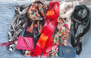 Scarf/foulard $5 each small bags are free for Sale in St. Louis, MO