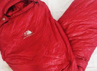 Hyke & Byke 800 Goose Down 0 Degree Sleeping Bag Ultralight for Sale in San Diego,  CA