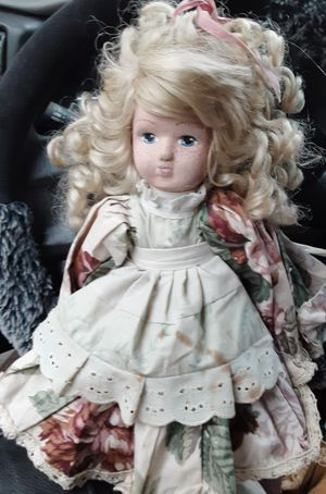 Antique wooden doll for Sale in Fresno, CA
