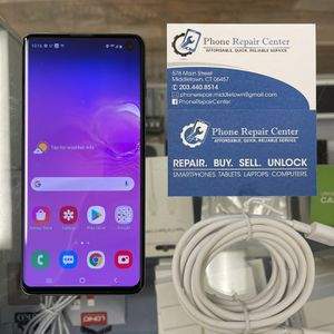 Galaxy S10 Unlocked/128gb for Sale in Middletown, CT