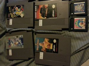 Nintendo Sega video games lot of 14 for Sale in San Diego, CA