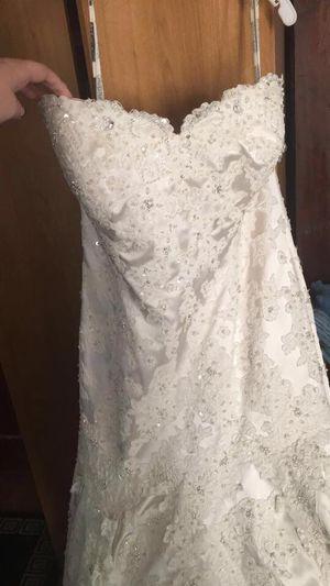 David Tutera wedding dress for Sale in Elizabethton, TN