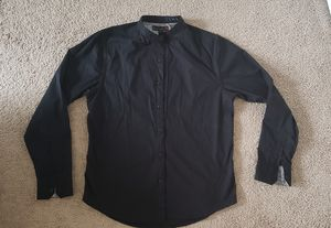 G by Guess Men Black Dress Shirt for Sale in Aurora, IL