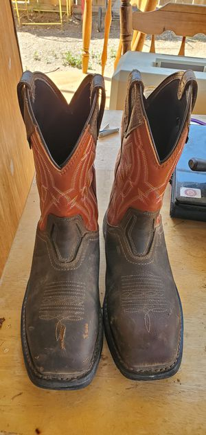 Brand new, ariat work boot carbon toe for Sale in Holtville, CA
