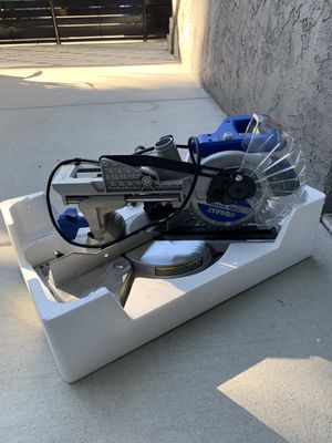 kobalt 7/14 miter saw for Sale in San Diego, CA