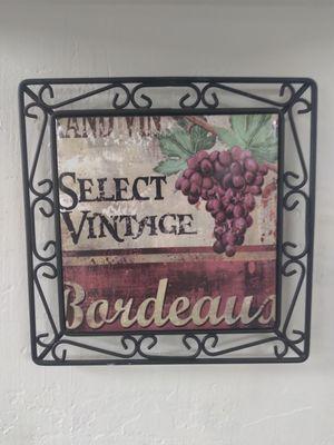 Select vintage wine sign for Sale in Oceanside, CA