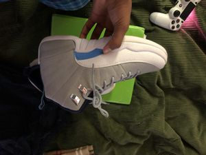 Jordan 12s size 6.5 youth for Sale in Cambridge, MA