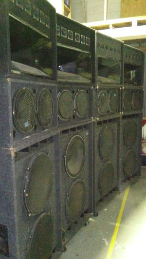 Pro Audio Speakers for Sale in Lake Park, FL