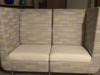 Modern, Commercial •High-Backed Sofas (2) Available for Sale in El Cajon,  CA