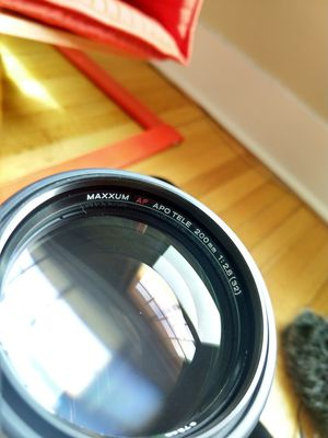Misc Sony Mirrorless Camera gear and Vintage Minolta Lenses for Sale in Medford, OR