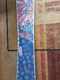 Twister 161 Original Sin Snowboard Used But Still Rips for Sale in Rochester,  NY