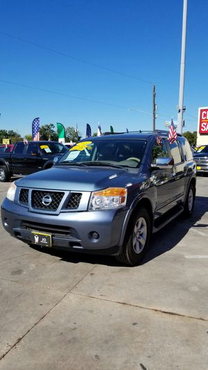 2011 Nissan Armada for Sale in Houston, TX