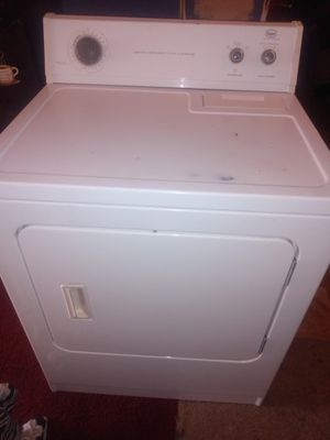 Roper large capacity dryer for Sale in Wichita Falls, TX