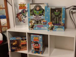 TOY STORY COLLECTION, MINT CONDITION - SELLING AS SET for Sale in Hazelwood, MO
