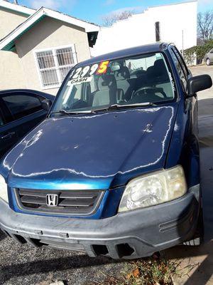 1998 HONDA CRV $2,995 CASH OR $ 1,400 DOWN for Sale in San Antonio, TX