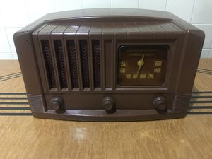 1946 Stromberg Carlson Model 761 Art Deco Radio for Sale in Ridgefield Park, NJ