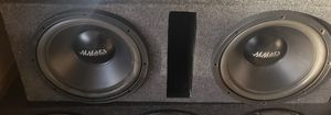 12 inch mmats sub for Sale in Oak Lawn, IL