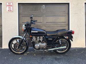 1980 Kawasaki KZ550 for Sale in La Habra Heights, CA