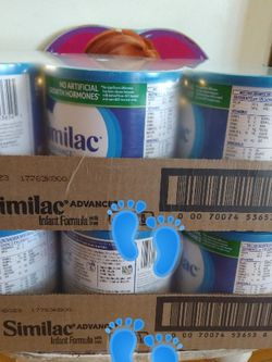 Similac Formula For Baby 0/12 Months Size 12.4 Expires June 2023 for Sale in Inglewood,  CA
