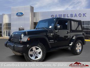 2011 Jeep Wrangler for Sale in Phoenix, AZ