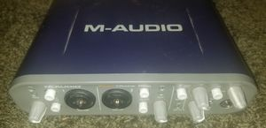 M Audio Fast Track Pro for Sale in Oregon City, OR