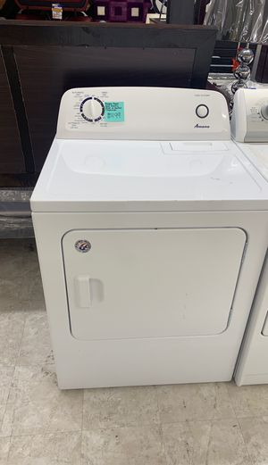 Amana front load electric dryer in perfect condition! for Sale in Laurel, MD