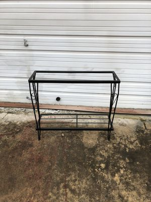 "Fish tank stand- 12 3/4"" X 36 1/2"", $20 for Sale in Austin, TX"