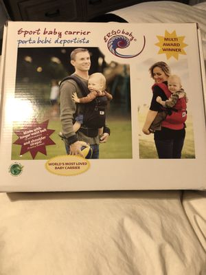 Sport Baby Carrier Red for Sale in Brandon, FL