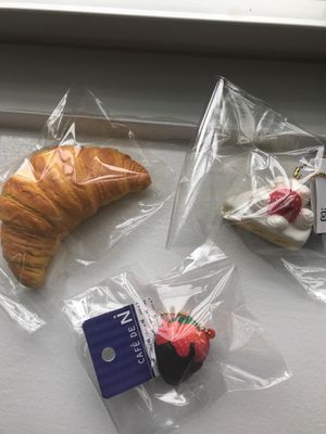 Cafe De N squishies! Pack of 3! for Sale in New York, NY