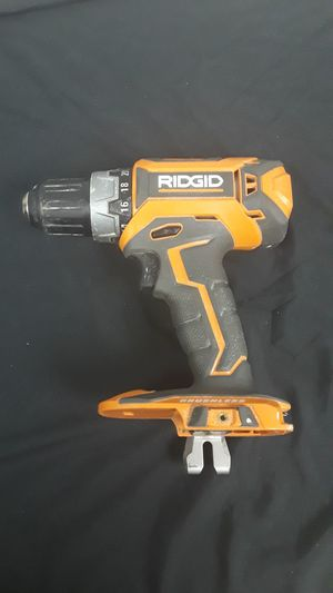 Ridgid Brushless Gen5X Drill Driver for Sale in UPR MARLBORO, MD