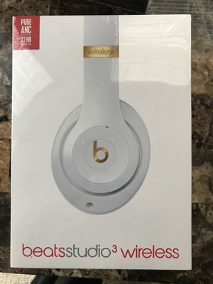 Beats studio 3 wireless for Sale in Brandon, FL