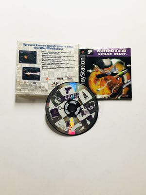 Shooter space shot PlayStation 1 Ps1 for Sale in Long Beach, CA