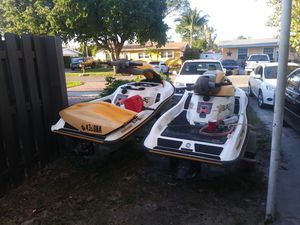 Bombardier 3D Sea-Doo for Sale in LAKE CLARKE, FL