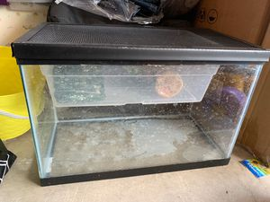 Tank with accessories for Sale in Encinal, TX