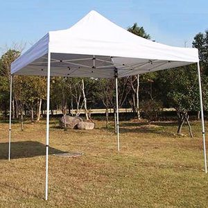 $100 (new in box) heavy-duty 10x10 ft popup canopy tent instant shade w/ carry bag rope stake, white color for Sale in Santa Fe Springs, CA
