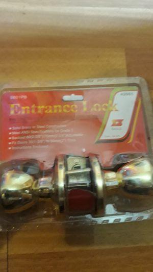 Door knob set new with keys for Sale in South El Monte, CA