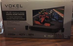 Vokel VK-50 Home Theater System for Sale in St. Louis, MO
