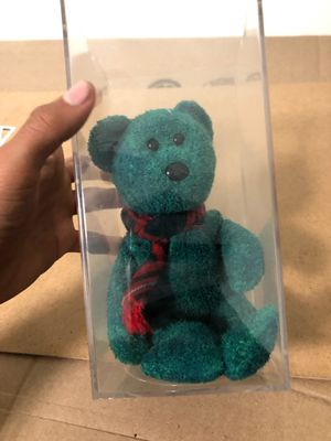 wallace beanie babie rare for Sale in Canyon Lake, CA
