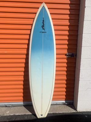 "6'-6"" Becker Surfboard , tri-fin 3.0 hybrid for Sale in Los Angeles, CA"